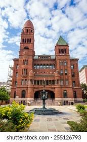 Bexar County District Court in San Antonio, Texas