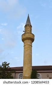 İstanbul beykoz minaret. islamic architecture