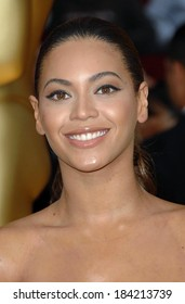 Beyonce Knowles at 81st Annual Academy Awards - ARRIVALS, Kodak Theatre, Los Angeles, CA 2/22/2009