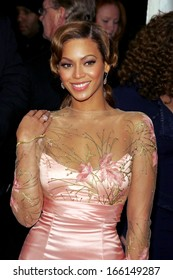 Beyonce Knowles at THE PINK PANTHER Premiere, The Ziegfeld Theatre, New York, NY, February 06, 2006