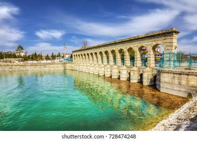 Beysehir stone bridge in Konya