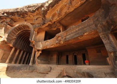 Bhaja Caves or Bhaje caves (Buddhist Caves)is a group of 22 rock-cut caves dating back to the 2nd century BC located in Pune, near Lonavala, Maharashtra