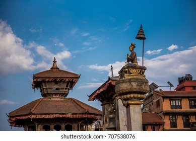 Bhaktapur, literally translates to Place of devotees. Also known as Bhadgaon or Khwopa, it is an ancient Newar city in the east corner of the Kathmandu Valley, Nepal.