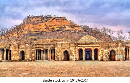 Bharat Mata temple at Daulatabad Fort in the Maharashtra State of India
