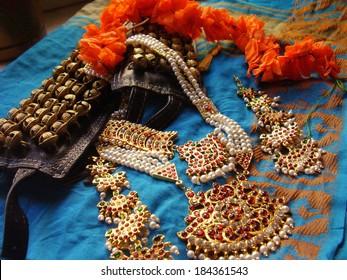 Bharatnatyam dance jewel