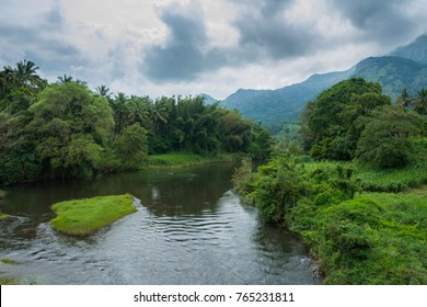 Bhavani river originates from Nilgiri hills of the Western Ghats, enters the Silent Valley National Park in Kerala and flows back towards Tamil Nadu