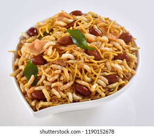 Bhel Puri Snack, famous Pakistani & Indian snack or street food