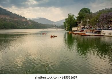 Bhimtal Lake, Uttarakhand