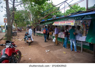 bhubaneswar, odisha, India- 21 september 2013: Mincipal approve Vending Zones, Bhubaneshwar is among the first cities in India to concede street vendors as an integral part of the city.