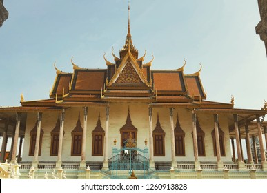 Bhudda cambodian place