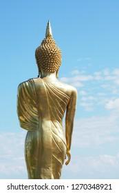 Bhudda in Nan, Thailand