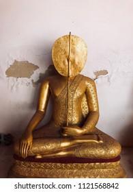 Bhudda Statue at Thailand