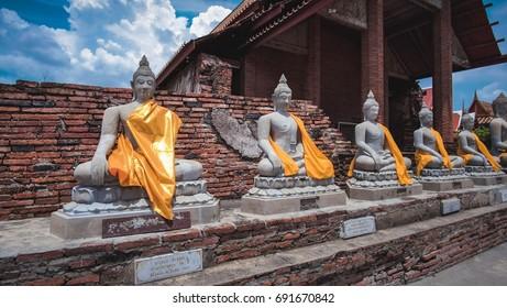 Bhudda Statues