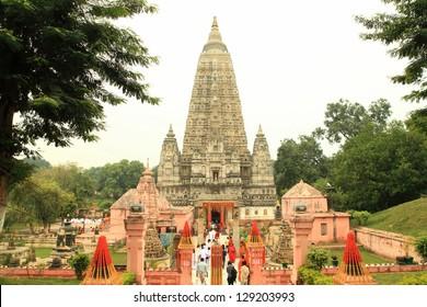 Bhudthakaya Mahabodi temple