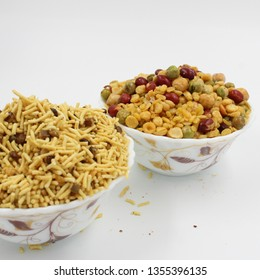 bhujia, nuts mixture, assorted namkeen, indian traditional snacks