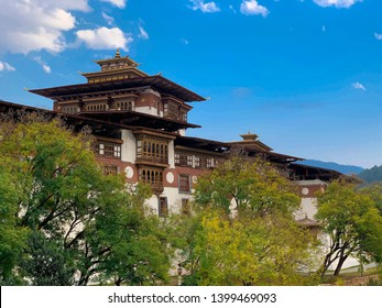 Bhutan Punakha Dzongkha one of the best site visit