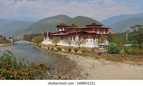 Bhutan - Punakha temple 2018