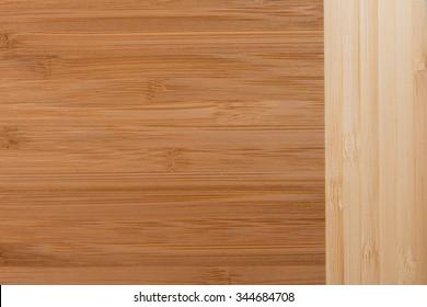 bi colored bamboo board