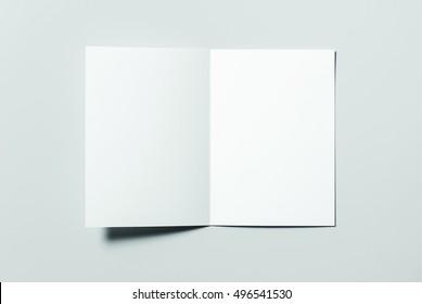 Bi fold A5 Brochure