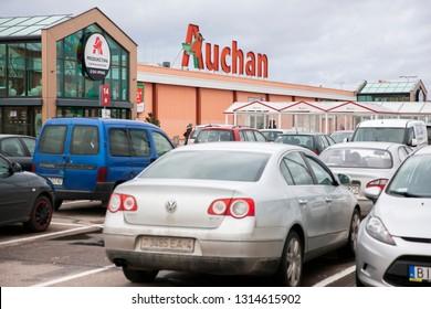 Auchan France Images Stock Photos Vectors Shutterstock