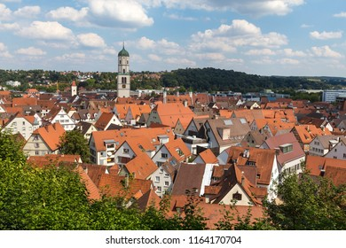 biberach an der riss historic town germany