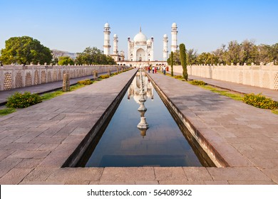 Bibi Ka Maqbara or Bibi-qa-Maqbara Mausoleum is a tomb located in Aurangabad in Maharashtra state of India