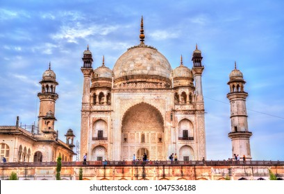 Bibi Ka Maqbara Tomb, also known as Mini Taj Mahal. Aurangabad - Maharashtra, India