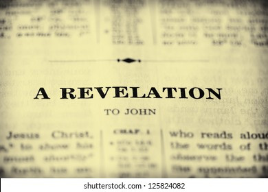 bible book of revelation