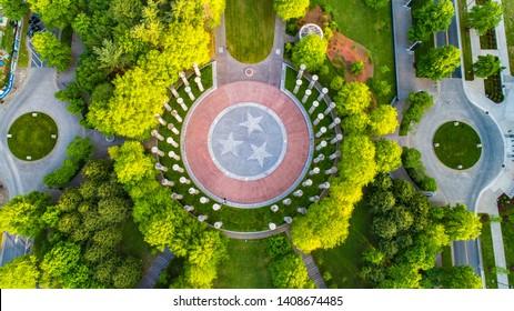 Bicentennial Park in Nashville Tennessee.