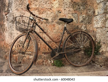 Bicycle Abandoned
