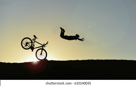 Bicycle accidents & dangerous bike ride
