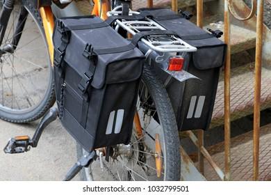 Bicycle Bag Racks