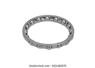 bicycle bearing rotating axle