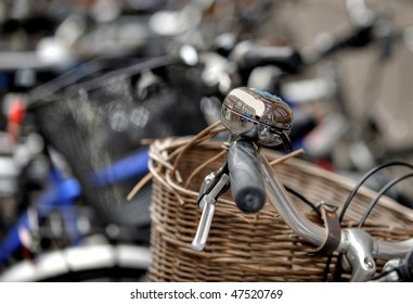 Bicycle bell and bikes