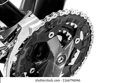 Bicycle drivetrain system