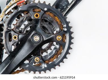 bicycle gears wheel