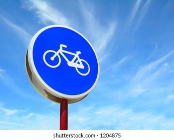 Bicycle lane traffic signal