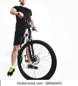 bicycle man sport