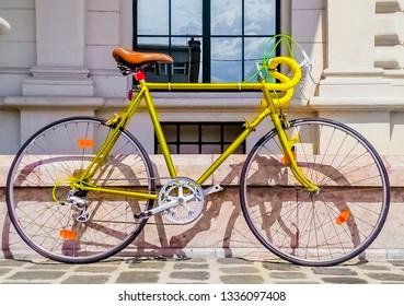 Bicycle,  old / vintage