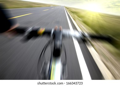 Bicycle speed