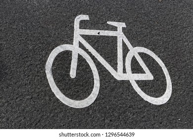 Bicycle Symbol of the Street