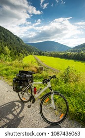Bicycle touring in Austria