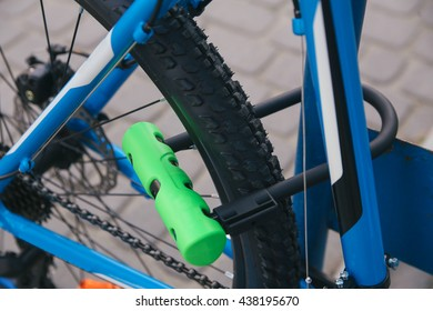 Bicycle U- lock