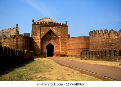 Bidar Fort is situated in Bidar city in Karnataka, India. Sultan Alla-Ud Din Bahman of the Bahmanid Dynasty shifted his capital from Gulbarga to Bidar in 1427 and built this fort.