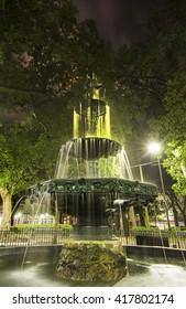 Bienville Square, Mobile Al.