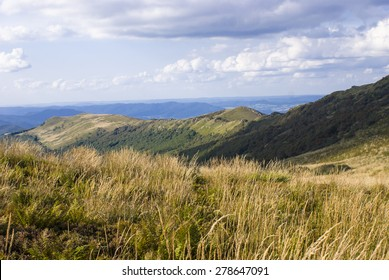 Bieszcady Mountains is one of the wildest regions of Poland (Europe), National Park area and UNESCO  Worldwide Biosphere Reserve region