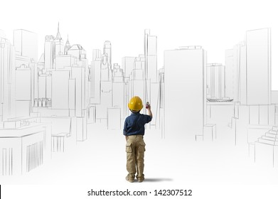 Big ambition of a young architect