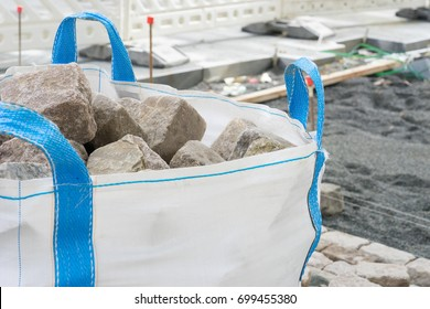Big Bag for Paving Stones