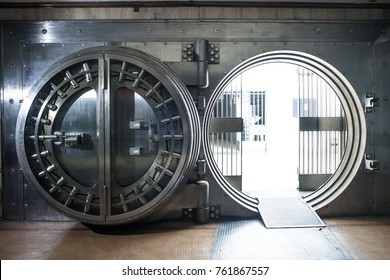 Big bank vault