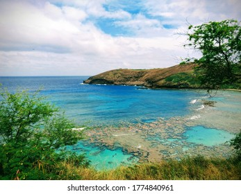 The big bay on Oahu